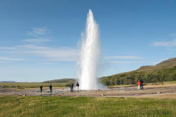 Excursion sur le rivage de Reykjavik...