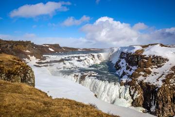 Heldagstur fra Reykjavik til Den Gyldne Cirkel