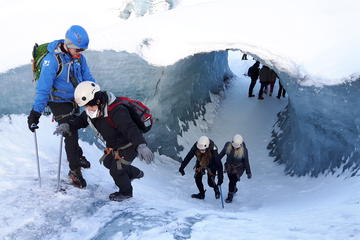 South Iceland Tour from Reykjavik with Glacier Hike Adventure