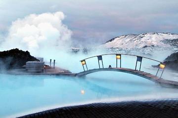 Spa-oplevelse i den Blå Lagune med transport fra og til Reykjavik