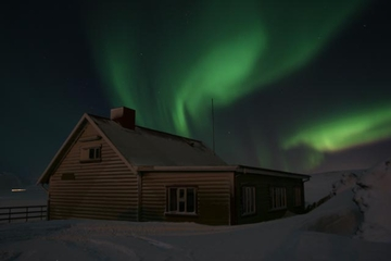 Tour notturno dell'aurora boreale con partenza da Reykjavik