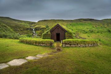 Tur fra Reykjavik til locations fra...