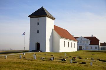 Visite de Reykjavik avec spa du Lagon bleu au départ de Reykjavik