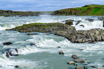 Waterfalls, Glaciers and Volcano Tour from Reykjavik