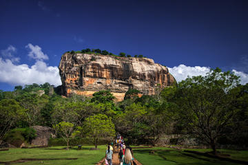 Sigiriya Rock Fortress, Dambulla Cave...