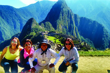 Full-Day Machu Picchu by Train Tour with Lunch