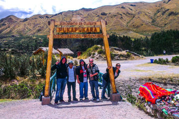 Recorrido por la ciudad para grupos pequeños en Cusco
