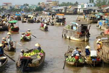Mekong River Cruise PhnomPenh ChauDoc...