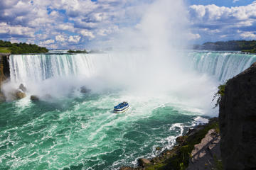 Niagara Falls and Maid of the Mist...