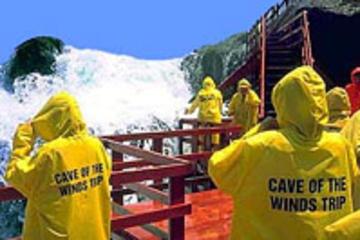 Visite des chutes du Niagara côté américain avec excursion en bateau...