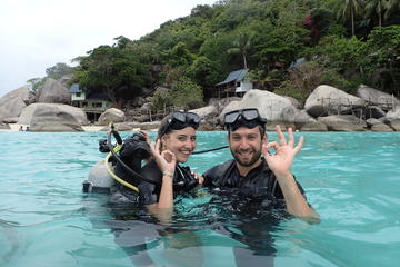 PADI Scuba Diver course for beginners...