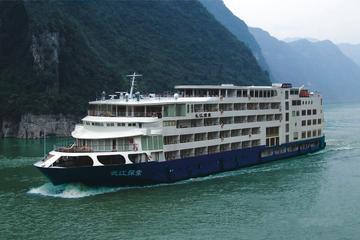 Luxury Yangzi River Cruise - 4 days ...