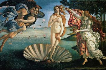 Excursão guiada com acesso evite as filas na Galeria Uffizi
