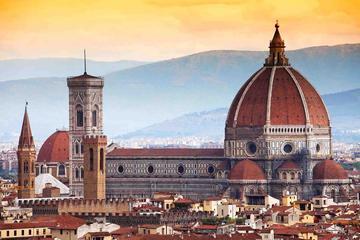 Sla de wachtrij over: wandeltocht langs de hoogtepunten van Florence ...