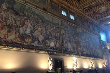 Tour Of Palazzo Vecchio Secret Passages