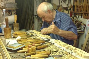 Tour privato di shopping dell'artigianato fiorentino