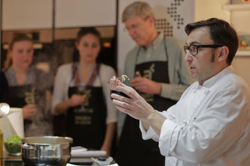 Market Tour and Hands-On Cooking Class in Madrid