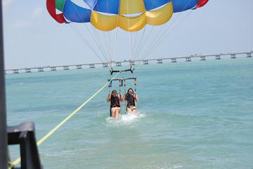 Tandem Parasailing at South Padre Island