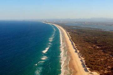 1-Hour Gold Coast and Mt Warning Fixed-Wing Scenic Flight from the...
