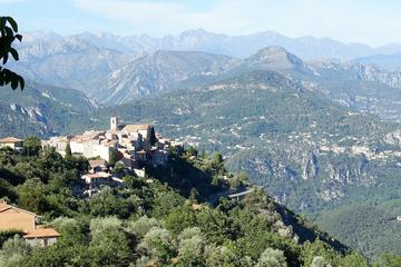 Medieval villages of the Riviera Private tour