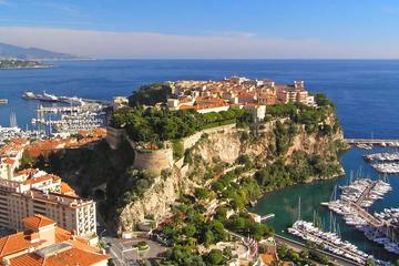 Small-Group Half-Day Tour of the French Riviera Corniches and Monaco from Nice
