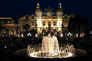 Small Group Tour of Monte Carlo by Night from Nice