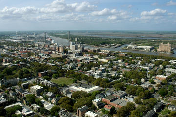 Fort Pulaski and Downtown Savannah...