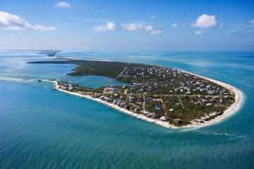 Helicopter Tour of Pigeon Key