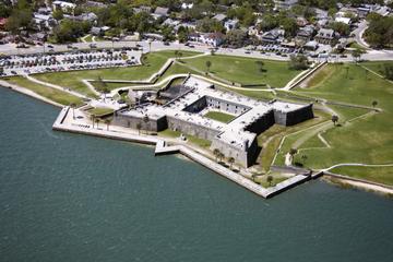 Recorrido en helicóptero a St. Augustine y Porpoise Point