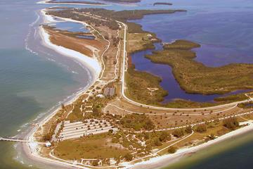 Recorrido en helicóptero de la bahía de Tampa y Fort de Soto