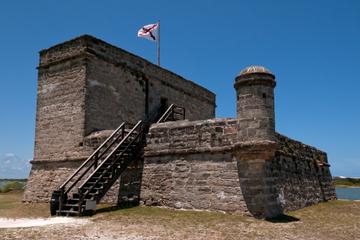Recorrido en helicóptero por St. Augustine, Fort Matanzas y centro