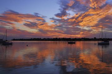 Tour en hélicoptère au coucher du soleil à St Augustine