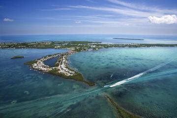 Vol en hélicoptère au-dessus des Keys de Floride
