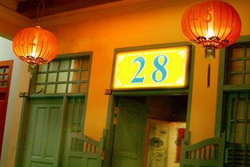 夜のシンガポール:チャイナタウンの文化と歴史ツアー