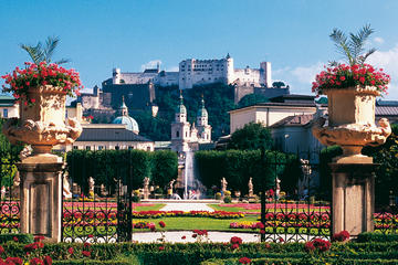 Small-Group Tour: Salzburg Day Trip from Vienna