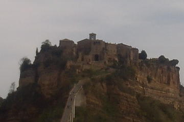 Tuscania and Civita di Bagnoregio