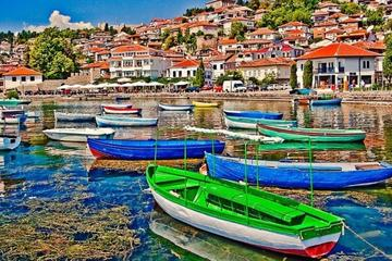 Full day tour Skopje Mavrovo Ohrid