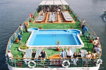 Luxor to Aswan 4 nights Nile cruise from Hurghada