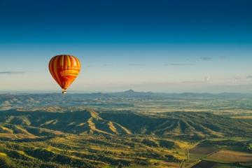 Ballonflyvetur fra Cairns