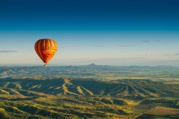 Ballongflygning från Cairns