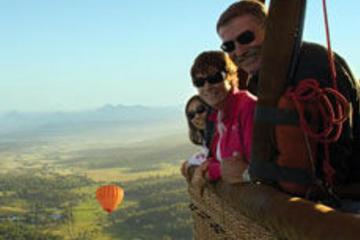 Tur med varmluftsballong fra Gold...