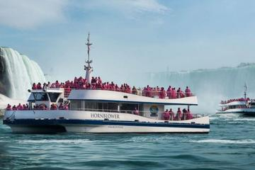 Day-Trip from Toronto to Niagara Falls with Falls Boat Ride