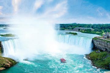 Excursion d'une journée aux chutes du Niagara et à...