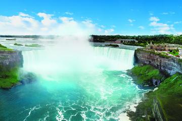 Excursion privée d'une journée aux chutes du Niagara