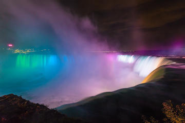 Niagara Falls Illumination Tour