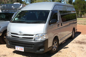 Shared Departure Transfer Service - Cottesloe to Perth Airport