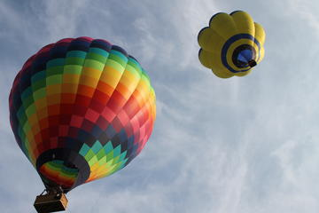 Hot Air Balloon Flight in Siena