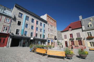 Excursion en bord de mer à Québec : visite à pied