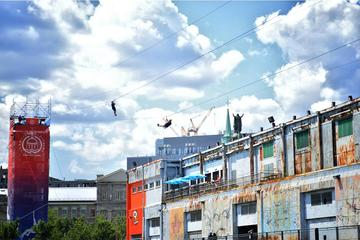 Montreal Zipline Adventure