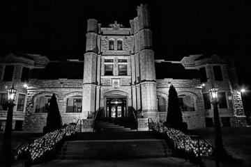 Night Ghost Tour of Pythian Castle in ...